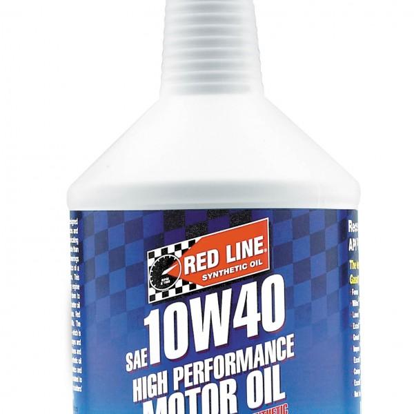 10w40 red line synthetic motor oil quart racing oils. Black Bedroom Furniture Sets. Home Design Ideas