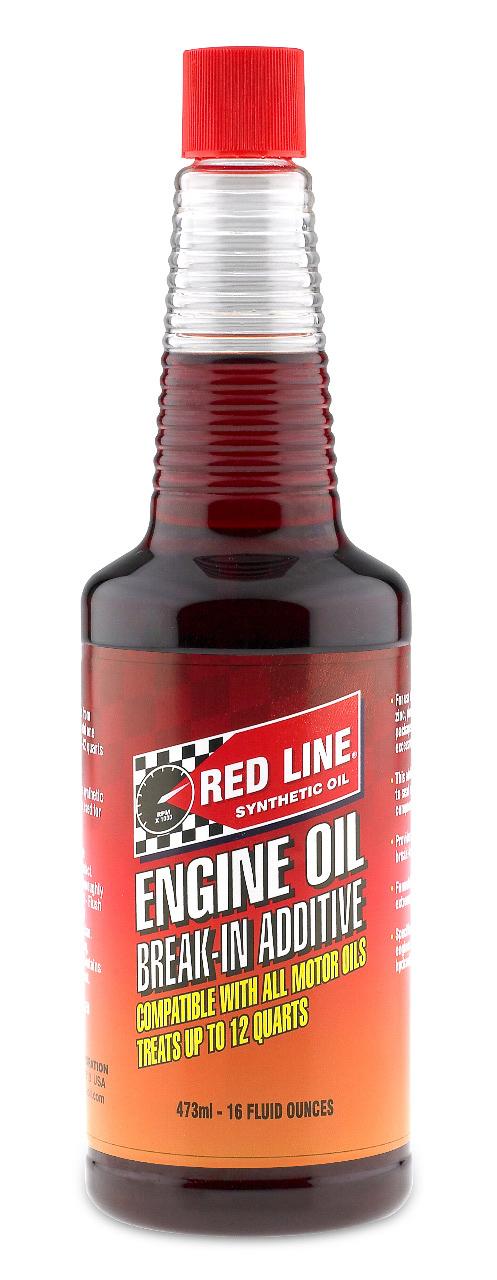 Red Line Engine Break In Additive 16 Oz Bottle Racing